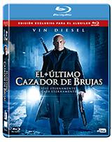 EL ÚLTIMO CAZADOR DE BRUJAS - ALQUILER